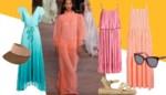 Lang zullen we dragen: drie stijlvolle looks met de maxi-jurk