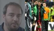"""Stijn Stijnen doet zijn verhaal uit de doeken over provocatie aan Cristiano Ronaldo: """"Door Teletekst ging de bal aan het rollen"""""""