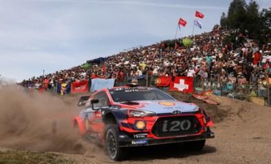 Fans toegelaten bij Rally van Portugal