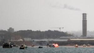 """""""Normandië is klaar voor oorlog"""": Britse én Franse oorlogsschepen stomen naar Jersey nu rel over visserij uit de hand dreigt te lopen"""