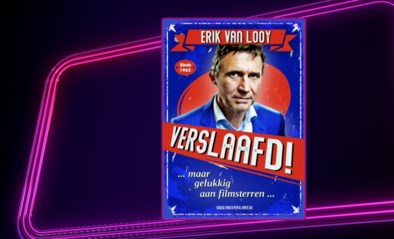 Erik van Looy kondigt in 'De Cooke & Verhulst show' aan dat hij in in januari gaat touren met eigen zaalshow over filmsterren