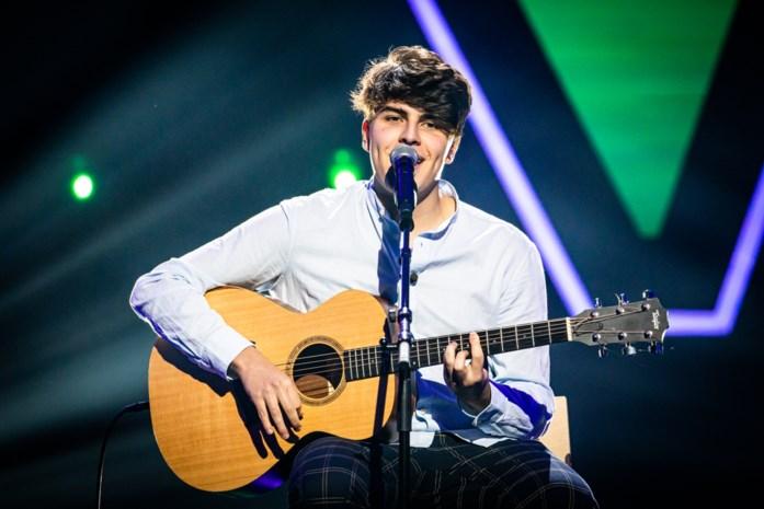 Student Ilias hoopt op plekje in tweede liveshow The Voice met nummer van Justin Bieber