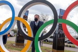 Olympisch monument gaat op reis en krijgt vaste plek in Olympisch Stadion op het Kiel