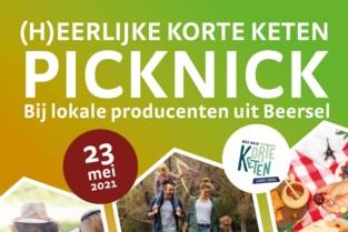 Beersel kan proeven van picknickpakket vol lokale en Fairtrade lekkernijen