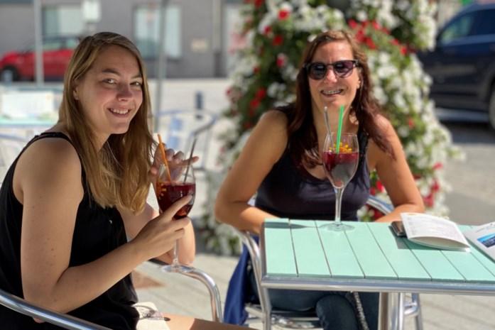 Wie een terrasje doet in Assenede, maakt kans op een prijs