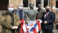 Nieuw borstbeeld van legerchirurg bij Napoleon siert Sint-Janssite