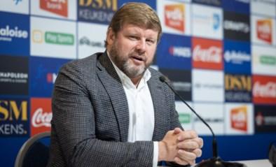 """Hein Vanhaezebrouck staat voor 400ste competitieduel als coach: """"Match tegen Standard is cruciaal voor verder verloop van onze play-offs"""""""
