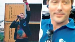 """Coldplay lanceert single in de ruimte: """"Kunnen het voor niemand op aarde spelen"""""""