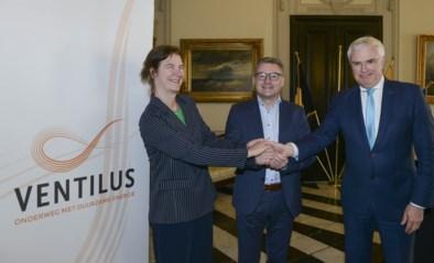 Minister Demir stelt intendant aan voor Ventilus-project