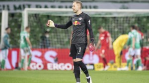 RB Leipzig gaat door met Hongaarse doelman Peter Gulacsi tot 2025