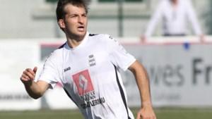"""Jeroen Blancke (32) houdt het in het veldvoetbal voor bekeken: """"Ik zal wel op hoog niveau blijven minivoetballen"""""""
