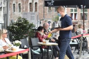 Zes voetbalvelden aan terrassen in Gent voor heropening horeca