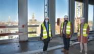 """Nieuw beurs- en congresgebouw heeft hoogste punt bereikt: """"Dit zal een enorme boost aan het toerisme geven"""""""