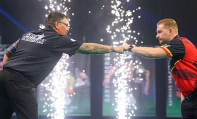 Premier League Darts: Dimitri Van den Bergh stuit op sterke Schot