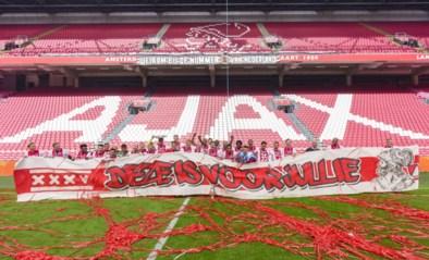 Geen fans meer in Nederlandse voetbalstadions in rest van het reguliere seizoen