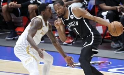 Dallas verslaat Brooklyn in NBA, Clippers winnen derby tegen Lakers