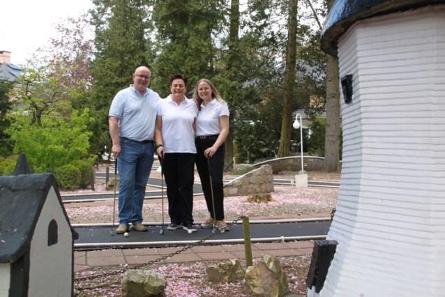 Minigolf in de Kempen: La Pineda compleet gerenoveerd tot 't Puttershuys