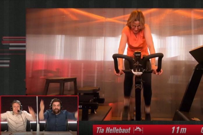 De zenuwpezen van de atletiek: waarom ook Tia Hellebaut ooit een sigaret opstak