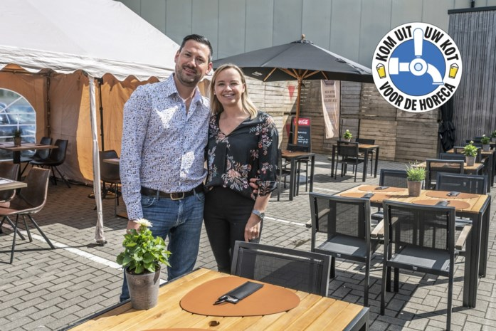 """Restaurant REO Veiling heeft extra groot terras gebouwd: """"Klanten vragen al naar hun dagschotel"""""""