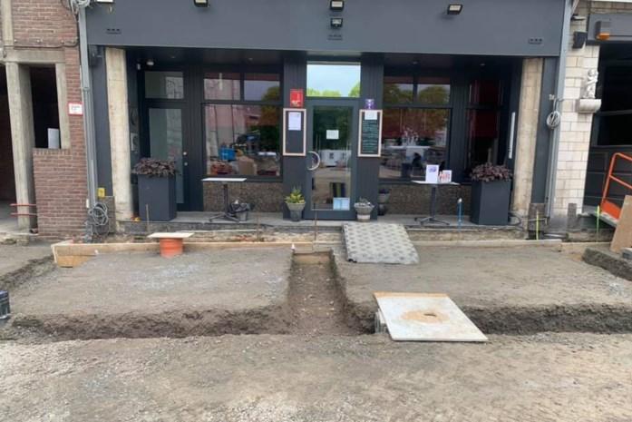Cafés mogen straat innemen voor terras