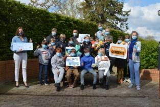 't Wilgennest en De Vaart zamelen ruim 1.000 euro in voor World Fair Trade Day