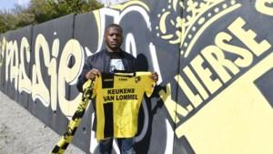 Lierse K. geeft Stallone Limbombe (ex-Antwerp) tweejarig contract