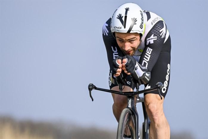 """Victor Campenaerts ontleedt de openingstijdrit in de Giro: """"Evenepoel kan van de eerste tot de laatste dag in het roze rijden"""""""