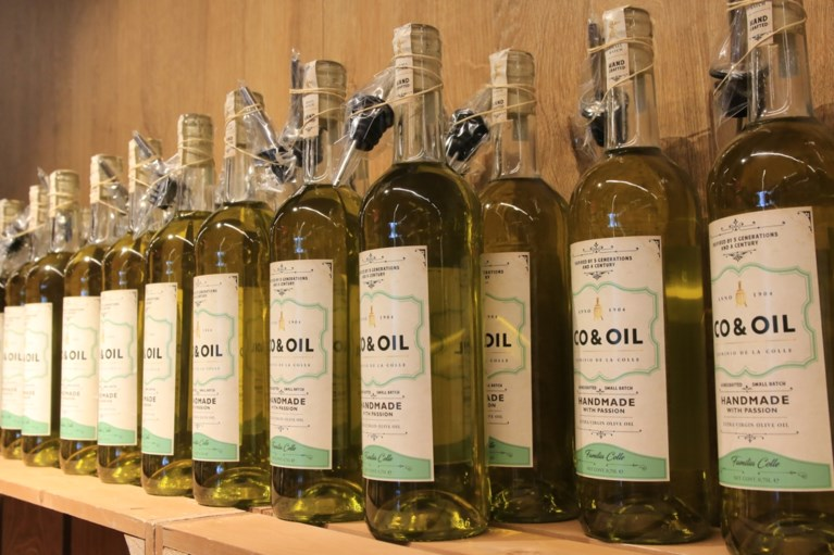 Leve het klimaat: Eksaardse olijfolie 'Co&Oil' vloeit straks in Lochristi