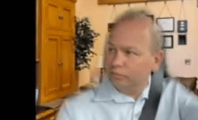 Amerikaanse senator probeert met zoomfilter te verbergen dat hij autorijdt