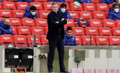 """Ronald Koeman kwaad om schorsing voor topper tegen Atlético: """"Ik denk dat dit iets persoonlijks is"""""""