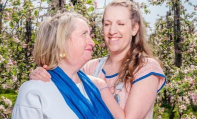 Dit bewondert schrijfster Hanne Luyten het meest aan haar moeder