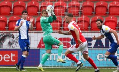 Lekkere binnenkomer: Thomas Kaminski in zijn eerste seizoen meteen Speler van het Jaar bij Blackburn Rovers