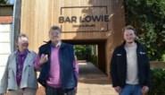 Louis 'van de Melkkit' in zijn nopjes met Bar Lowie