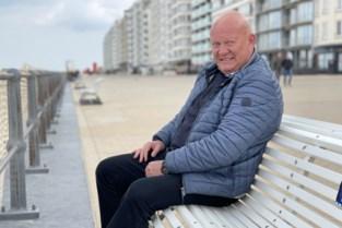 """Vincent Drouard (52) is de nieuwe strandmanager en moet het strandgebeuren in goede banen leiden: """"Dat het drukker zal worden ten opzichte van een reguliere zomer, dat staat vast"""""""