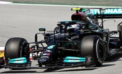 Max Verstappen jaagt Mercedes opnieuw op tijdens eerste oefensessie GP van Spanje