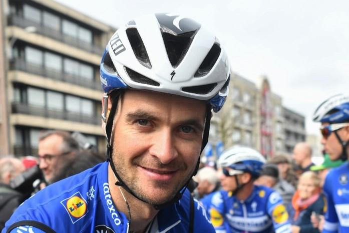 """Zevende Giro voor Pieter Serry: """"Hopelijk verwacht men niet te veel van Remco Evenepoel"""""""