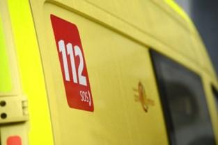 Gewonde bij botsing in Hasselt