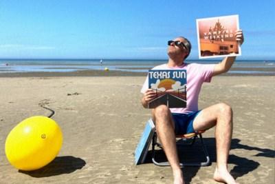 RECENSIE. 'Here comes the sun' van Stijn Van de Voorde: Zon, zee en crème-glace ***