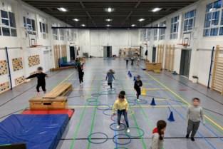 Sportzaal De Kleurdoos krijgt nieuw materiaal