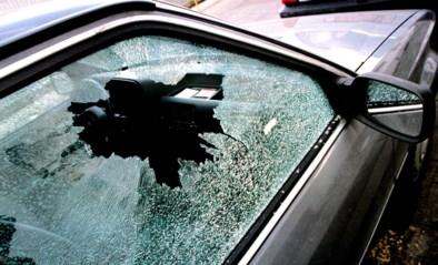 Al tien inbraken in geparkeerde auto's in centrum Kortrijk