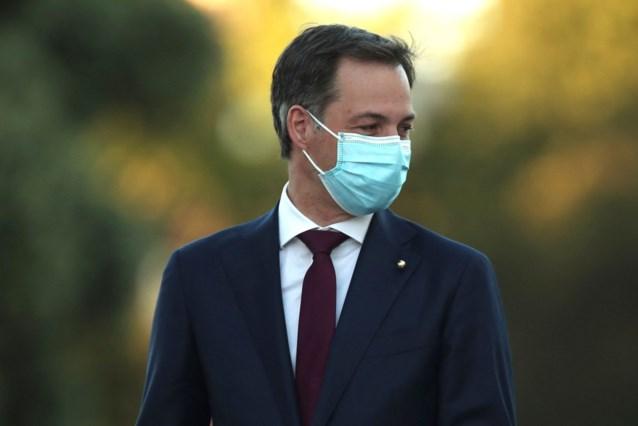 """De Croo: """"Alle regels voor Europees coronacertificaat zullen begin juni uitgewerkt zijn"""""""
