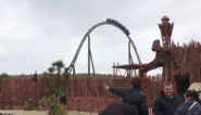 Pretparken openen de deuren: bezoekers gillen en joelen op nieuwe achtbaan Kondaa in Walibi