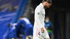 Sergio Ramos enkele dagen na comeback alweer geblesseerd aan de kant bij Real Madrid