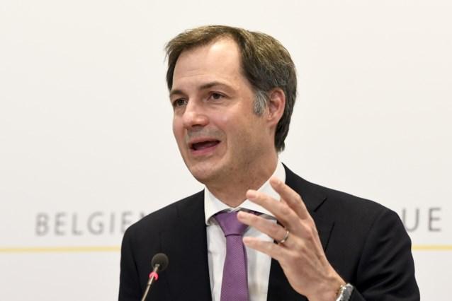 Federale regering kondigt twee steunmaatregelen aan voor zwaarst getroffen sectoren