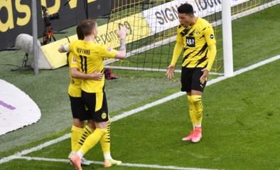 Borussia Dortmund en Thorgan Hazard schenken Bayern München negende landstitel op rij door zege tegen RB Leipzig
