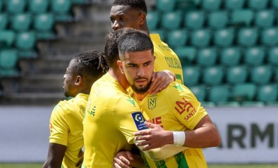 Invaller Renaud Emond boekt met Nantes levensbelangrijke zege tegen Bordeaux