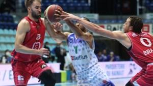 Okapi Aalst zet Antwerp Giants onder druk voor derde plaats, Bergen zeker van tweede plaats