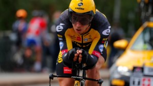 """Dylan Groenewegen na comeback in de Giro: """"Niet leuk om dag voordien zo'n reactie van Fabio Jakobsen te krijgen"""""""