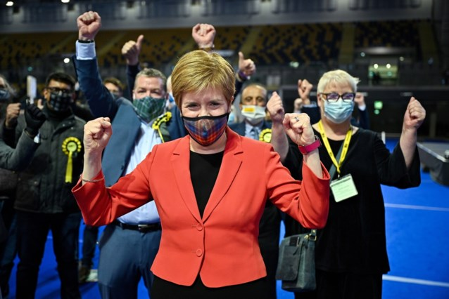 Schotse nationalisten stranden op één zetel van absolute meerderheid