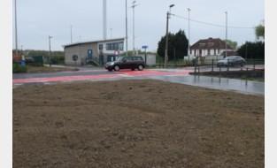 Kruispunt Sas Lot werd opnieuw opengesteld